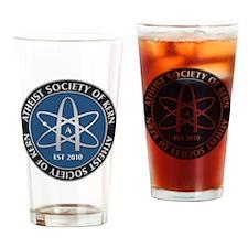 Atheist Society of Kern Drinking Glass