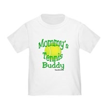 Mommy's Tennis Buddy T