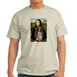 MonaLisa-AussieShep #4 Light T-Shirt