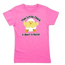 plain_chick Girl's Tee