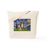 Starry-Aussie Shep #4 Tote Bag