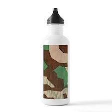German splinter patter Water Bottle