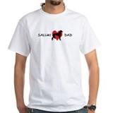 Saluki Dad Shirt