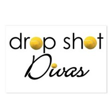 Drop Shot Divas 1 Postcards (Package of 8)