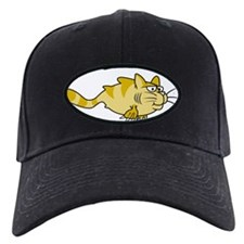 Cat Fish Baseball Hat