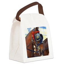 Cleveland Bay Horse Canvas Lunch Bag