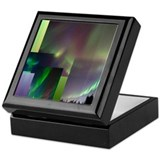 Aurora Borealis Keepsake Box