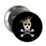 Pirate Royalty Button