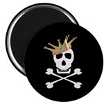 Pirate Royalty Magnet