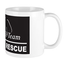 K9 SAR Search Rescue Mug