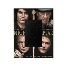 Night of the Templar Black Picture Frame