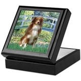 Bridge-Aussie Shep #4 Keepsake Box