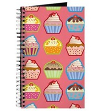 Cute Cupcakes Journal
