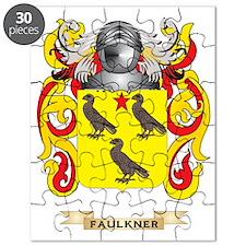 Faulkner Coat of Arms Puzzle