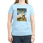 Umbrella-Aussie Shep Women's Light T-Shirt