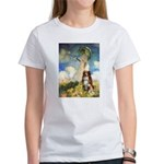 Umbrella-Aussie Shep Women's T-Shirt