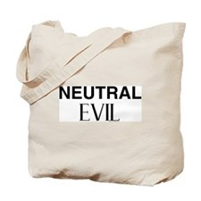 RPG Neutral Evil Tote Bag
