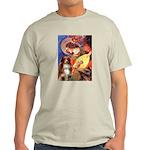 Angel3 - Aussie Shep #4 Light T-Shirt