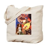 Angel3 - Aussie Shep #4 Tote Bag