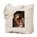 Madonna-Aussie Shep #4 Tote Bag