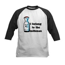 I belong to the milkman Tee