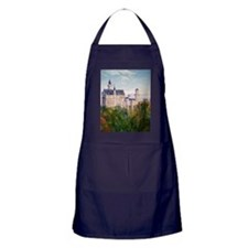 neuschwanstein square Apron (dark)