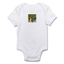 German Shephard Infant Bodysuit