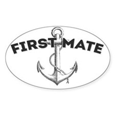 First Mate copy Decal