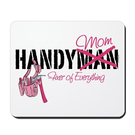 Handy Mom Mousepad