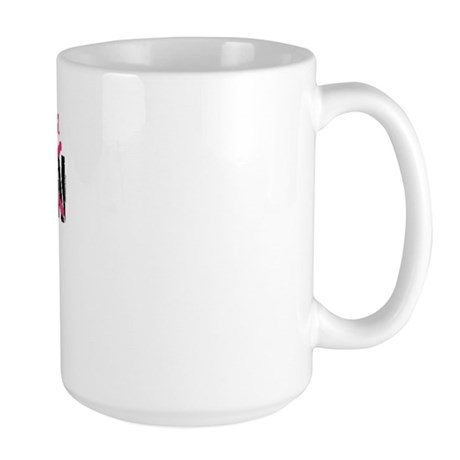 Handy Mom Large Mug