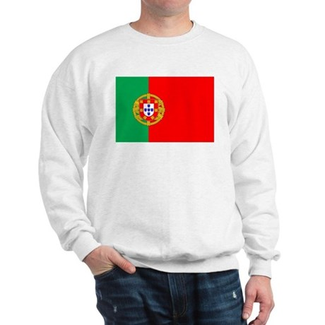 Portuguese Flag of Portugal Sweatshirt