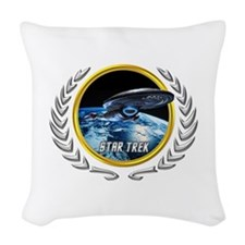 Star trek Federation of Planets Voyager Woven Thro