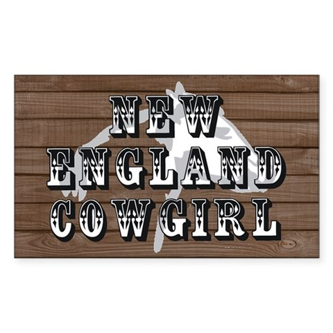 newenglandcowgirl1a Decal
