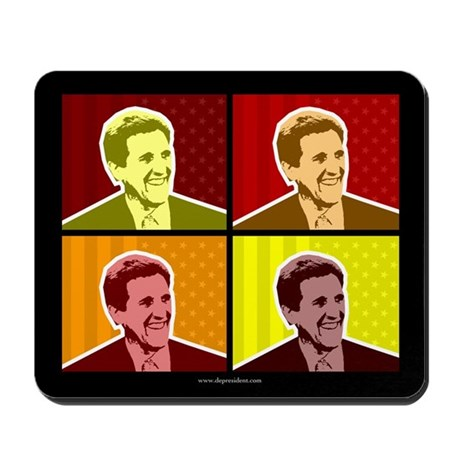 John Kerry Mousepad