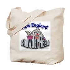 New England ChowderHead... Tote Bag