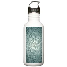 Elegant Flourish Water Bottle