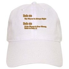 Always Right Baseball Cap