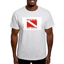 Dive St. John, USVI T-Shirt