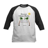 Mommy's Volleyball Buddy Tee