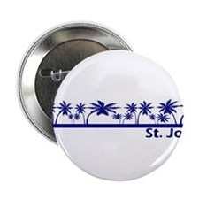 "St. John, USVI 2.25"" Button (10 pack)"