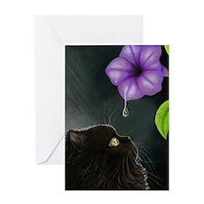 Cat 514 Greeting Card