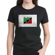 St. Kitts Flag Tee