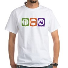 Eat Sleep Special Education Shirt