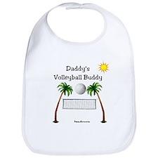 Daddy's Volleyball Buddy Bib