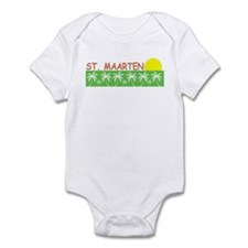 St. Maarten Infant Bodysuit