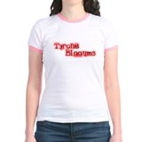 Tyrone Biggums Women's Ringer T-Shirt