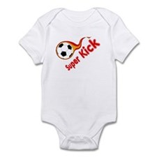 Super kick Infant Bodysuit