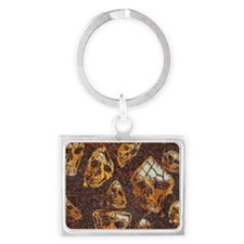 metal art rusty skulls Keychains