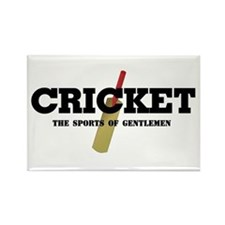 Cricket Rectangle Magnet