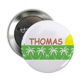 "St. Thomas, USVI 2.25"" Button (100 pack)"